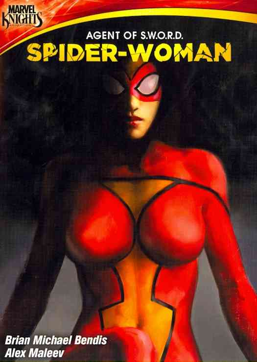 MARVEL KNIGHTS SPIDER WOMAN:AGENT OF BY BENDIS,BRIAN MICHAE (DVD)